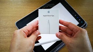 How to Change Your Apple Pencil Tips | When is the Time to Replace Them | K's Mum