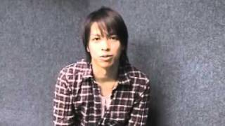 NEVER LAND TV [Akihide's New Year's message]