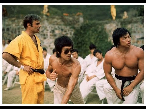 Enter the Dragon Behind the Scenes. Longest FOOTAGE out there.