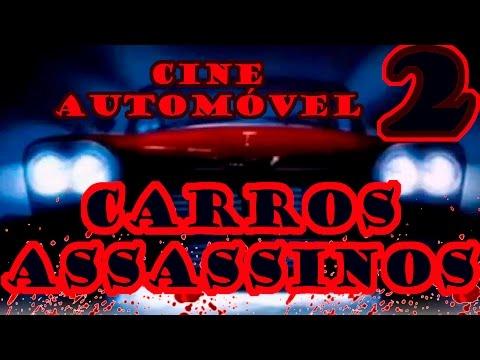 CINE AUTOMÓVEL 2 - CARROS ASSASSINOS