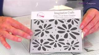 Imagination Crafts - Stencils