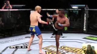 UFC - EA SPORTS UFC - HELL MATCH! | UFC KNOCKOUTS 2014