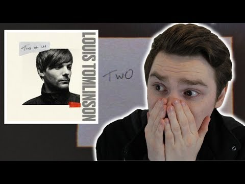 NEVER Listened To TWO OF US - Louis Tomlinson Reaction - Mathew McKenna