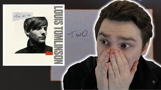 NEVER Listened To TWO OF US   Louis Tomlinson Reaction