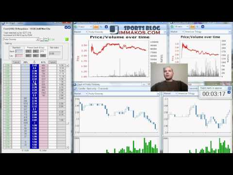 Betfair Trading: How to Make Money in Horse Racing