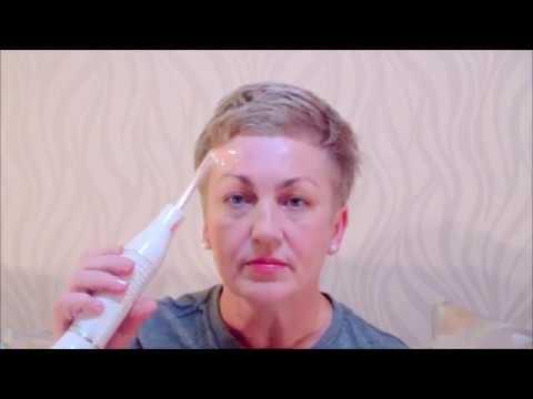 Процедура для лица ультразвук с маской