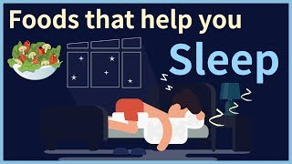 6 Proven Foods for Sleep - Foods to Treat Insomnia