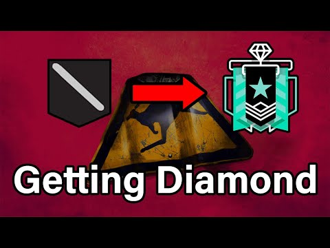 How I Got DIAMOND In Operation Burnt Horizon : Ranked Highlights - Rainbow Six Siege Gameplay
