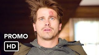 """Kevin (Probably) Saves the World (ABC) """"One Man's Journey"""" Promo HD - Jason Ritter series"""