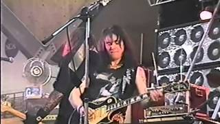 Bill Baker and FRACTURED MIRROR at the 1997 KISS EXPO SPEEDIN' BACK Ozone Wiped Out medley