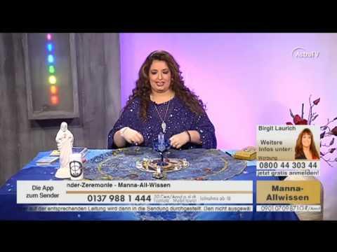 Heiligabend mit Birgit Laurich Live auf AstroTV-HD