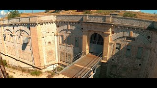 Drone FPV in Southern France : Visit of Mont Chauve 4K.