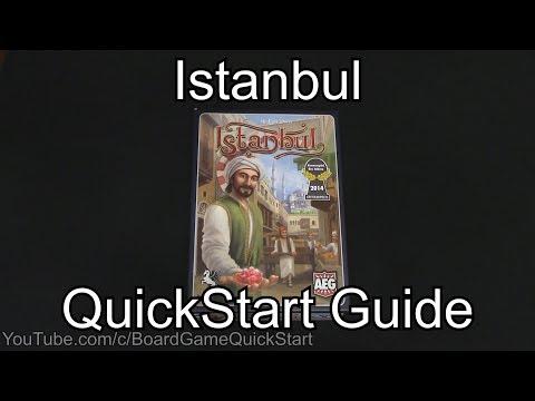 Istanbul QuickStart Guide
