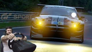 Вечерние катки в Gran Turismo Sport