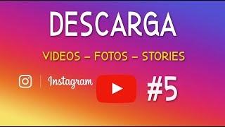 Descargar Vídeos de Instagram 2019 | Offliberty 📽️ #5