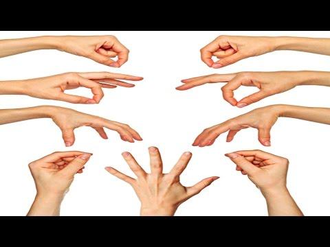 Jak pozbyć się uderzeniami między palcami