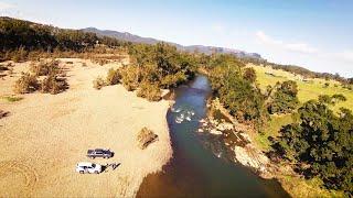 Quadcopter exploration off Koree Island Road Beechwood NSW. Runcam Orange 5. (Lucky Star - Madonna)