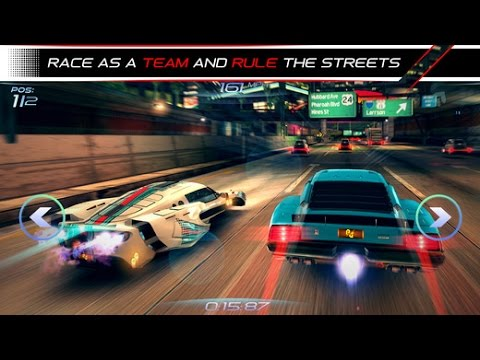 RIVAL GEARS RACING iOS / Android Gameplay Video