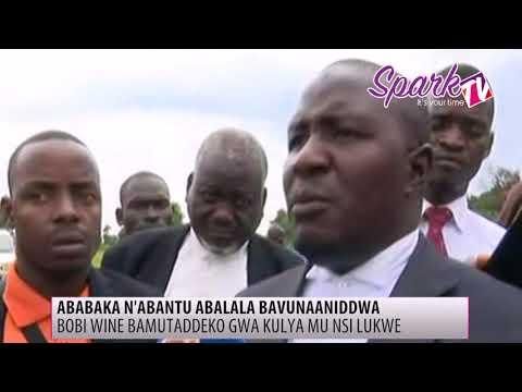 Bobi Wine alabise naye ali mu mbeera mbi