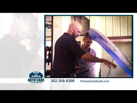 Pro Auto Care & Transmission video