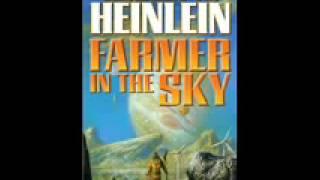 Farmer in the Sky book on tape by Robert a Heinlein