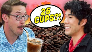 Try Guys Extreme Coffee Trivia Challenge