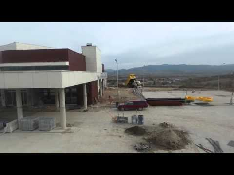 Gediz Devlet Hastanesi İnşaatı