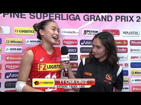 MATCH MVP: Cha Cruz | Chooks-to-Go PSL Grand Prix 2017