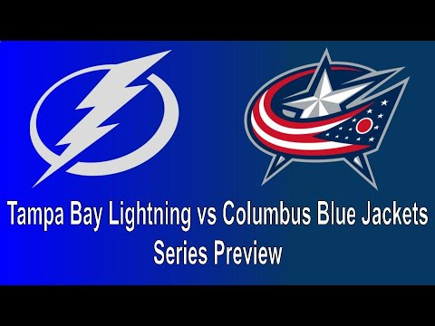 Tampa Bay Lightning vs Columbus Blue Jackets Series Preview | 2020 NHL Playoffs
