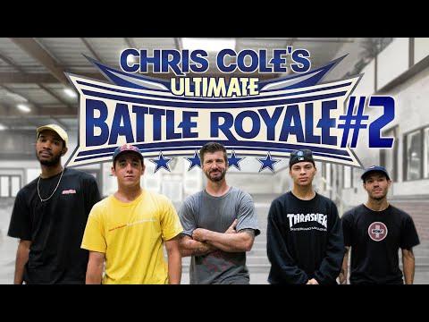 Chris Cole's Ultimate 'Thanksgiving' Battle Royale | #2