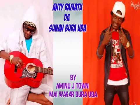 Shagalin Bura uba Sabuwar Wakar Aminu J Town Mai wakar Uwarki sweety Na