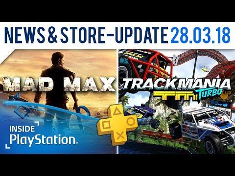 PS Plus im April 2018: Diese Spiele erwarten euch | PlayStation News & Store Update
