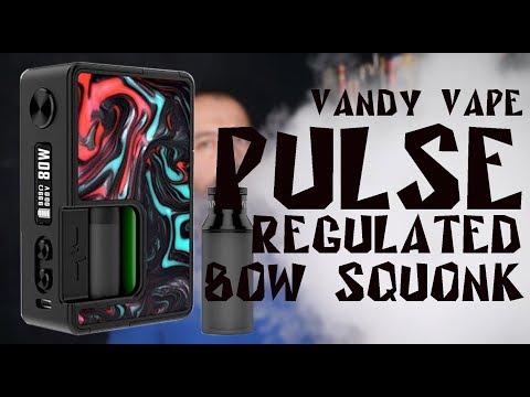 Pulse BF 80W by Vandy Vape