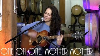 ONE ON ONE: Tracy Bonham - Mother Mother March 6th, 2017 City Winery New York
