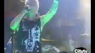 Powerman 5000 - Action (Live on Kimmel)