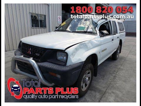 Wrecking – 2003 Mitsubishi Triton dual cab – Automatic RWD – 3441