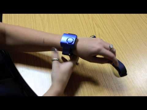 Minder Wrist Personal Alarm - Personalalarms.com