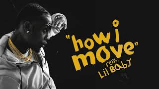 How I Move (1 Hour) Flipp Dinero Ft Lil Baby