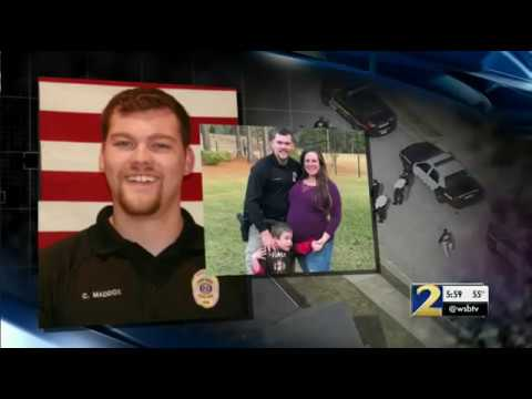 Police chief gets emotional talking about fatal shooting of one of his officers