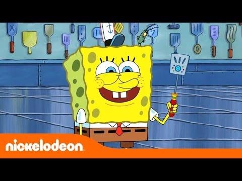 Bob Esponja | La espátula perfecta | Nickelodeon en Español