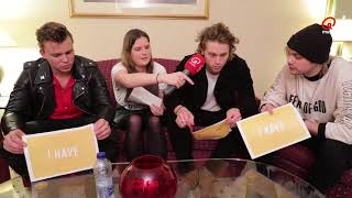 Hoe stout zijn de mannen van 5 Seconds Of Summer?