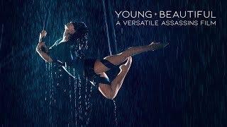 VERSATILE ASSASSINS | Young & Beautiful | Blindfolded