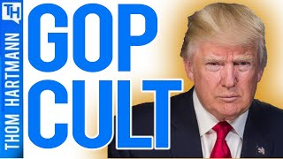 The GOP is Not a Political Party: It's a Cult!