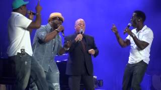 'The Longest Time' – Billy Joel & Boyz II Men Live At Citizens Bank Park (August 2, 2014)
