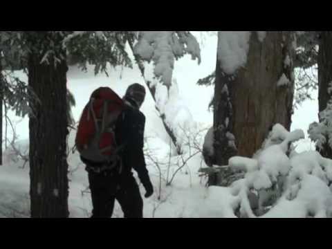 Snowshoe Adventure - Winter Bushcraft Canada