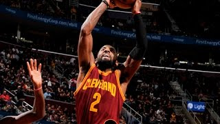 Kyrie Irving Splits the Defense and Finishes with the Dunk!