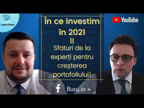 """IPO-uri? Companiile """"Verzi""""? Cum gândește un investitor experimentat? Oportunități 2021!"""