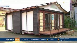 Будинки без фундаменту набувають популярності в Україні