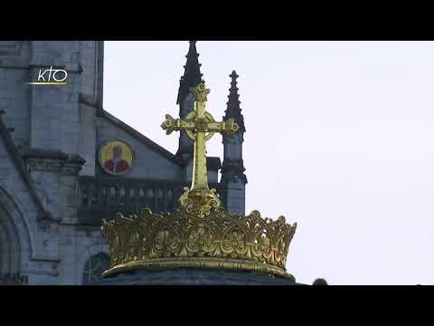 Chapelet à Lourdes du 29 décembre 2019
