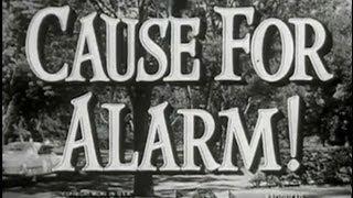 Cause for Alarm! (1951) [Film Noir] [Drama]